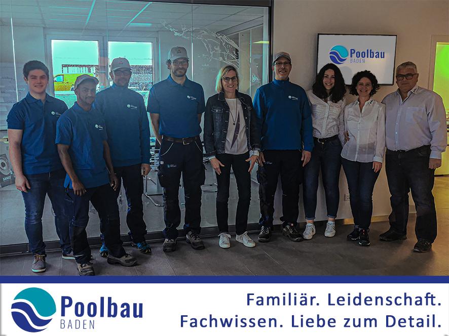 Team - Poolbau-Baden 2021